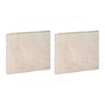 Replacement Humidifier Wick Filter for Vornado MD1-0001 MD1-0002 MD1-1002, Evap1, Evap30, Model 30, Model 50 (2-Pack)