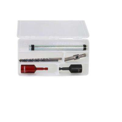 Concrete and Wood Installation Kit for Vertical and Horizontal Rod Anchor Installation for All Sammy's Screws