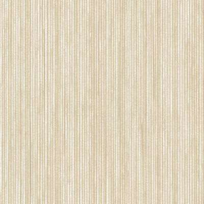 Textured Grasscloth Sand Self-Adhesive, Removable Wallpaper