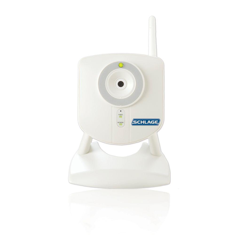 Schlage Home Indoor Camera with Nexia Home Intelligence-DISCONTINUED