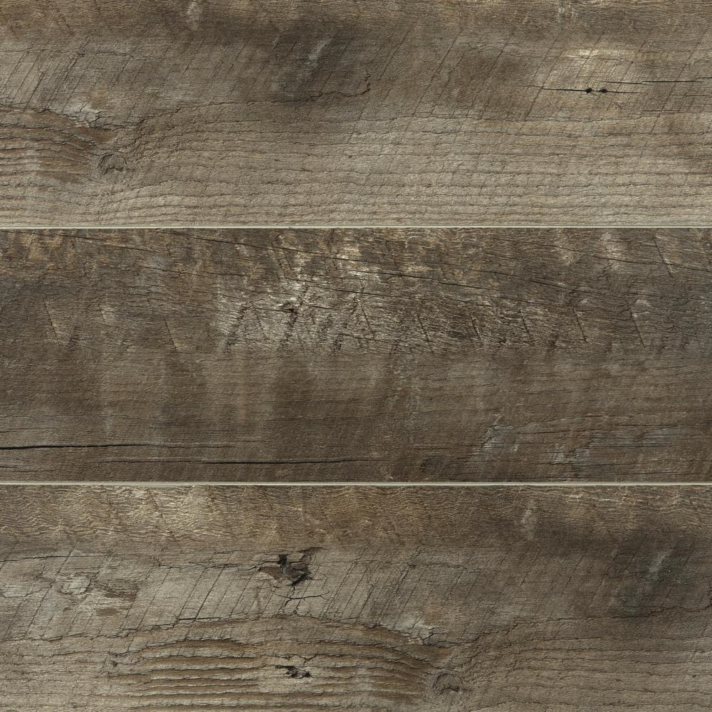 Home Decorators Collection Eir Radcliffe Aged Hickory 12 Mm Thick X 6 7/16 In. Wide X 47 3/4 In. Length Laminate Flooring (854 Sq. Ft. / Pallet),