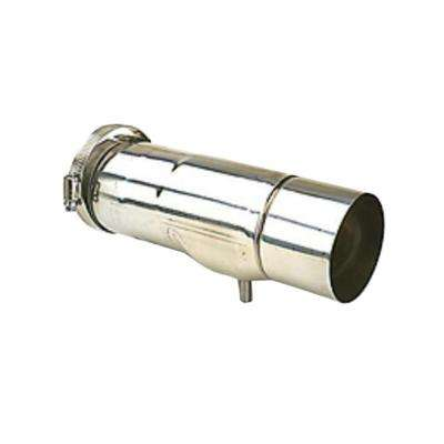 3 in. Z-Vent Horizontal Drain Pipe