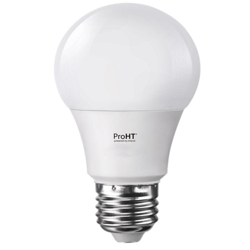 proht 40 watt equivalent soft white e26 led non dimmable replacement light bulb 88167 the home. Black Bedroom Furniture Sets. Home Design Ideas