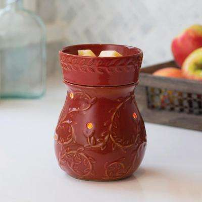 8.8 in. Cayenne Illumination Fragrance Warmer