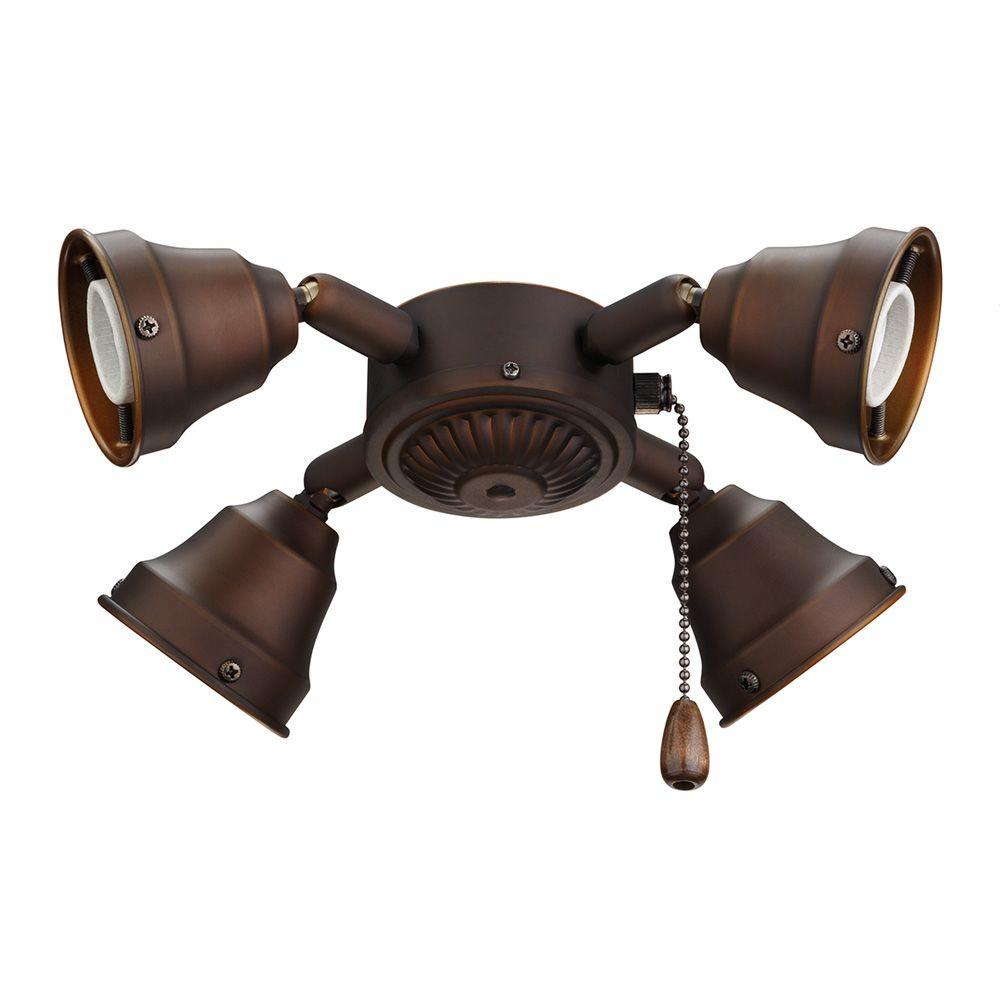 NuTone Oil Rubbed Bronze Turtle Fitter
