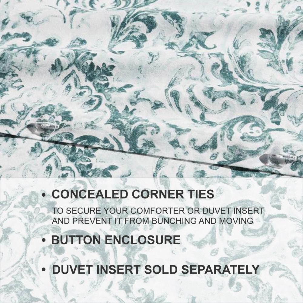 Piazza 3-Piece Charleston Duvet Cover Set