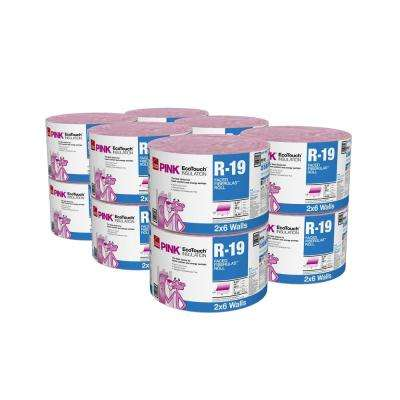 R19 Insulation Kraft Faced Roll 15 in. x 39.2 ft. (12-Rolls)