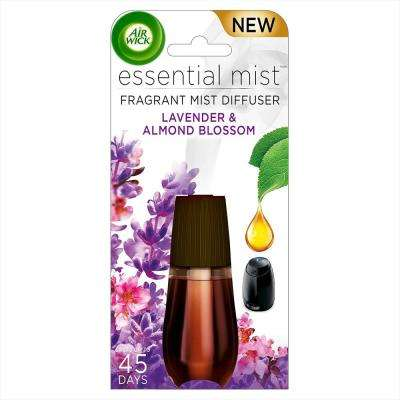 Essential Mist 0.67 fl. oz. Lavender and Almond Blossom Automatic Air Freshener Refill