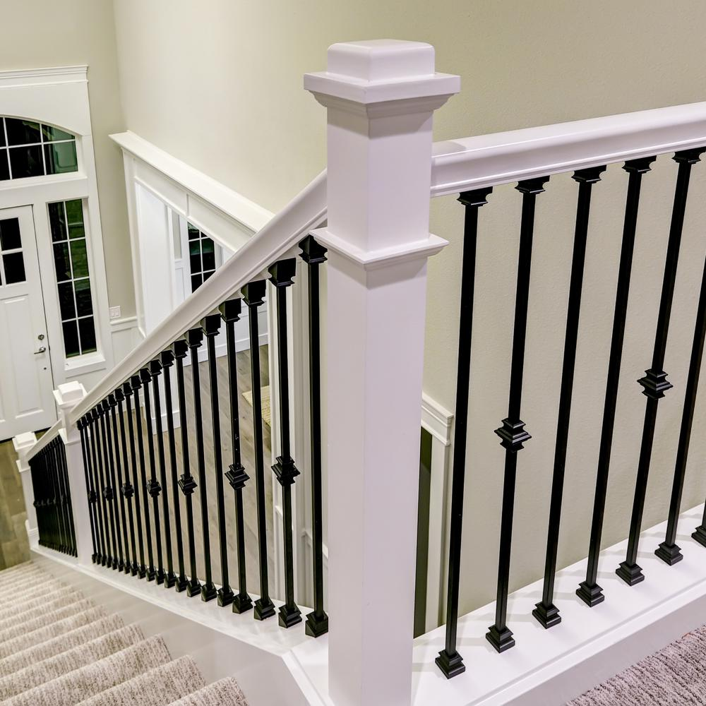 Banister Top Of Stairs | Another Home Image Ideas