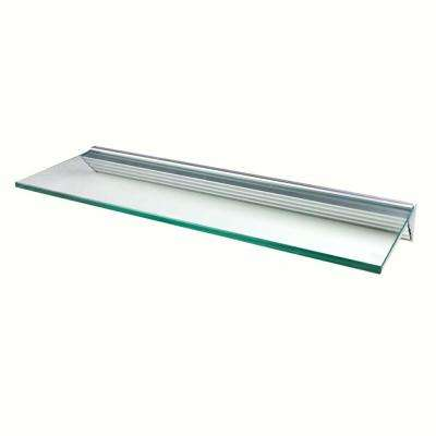 Glass Shelves Shelf Brackets Storage Organization The Home