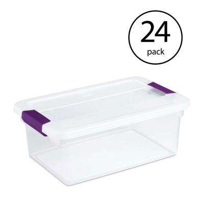 12 In Storage Containers