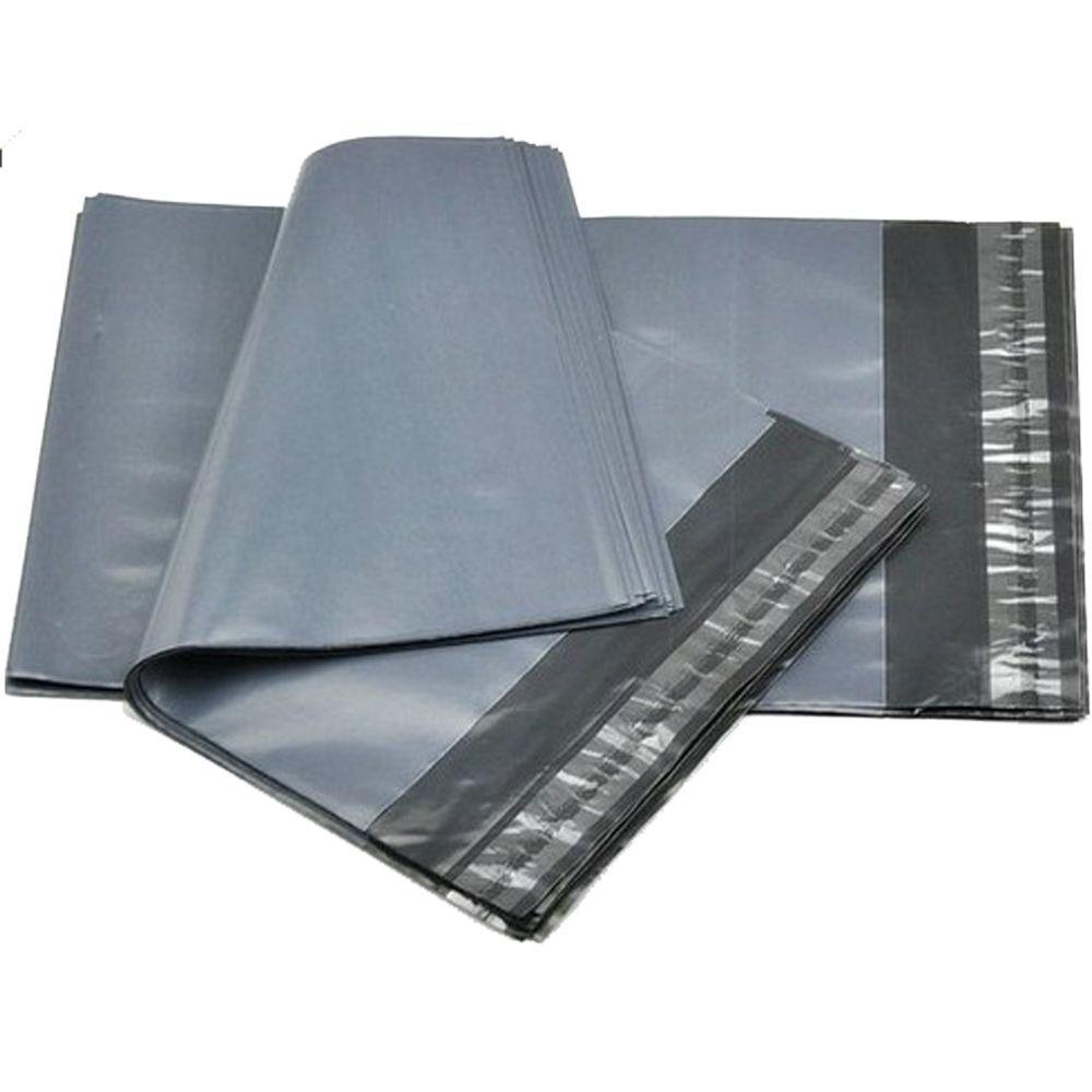 MAILERS4U 14.5 in. x 19 in. 2.4 mil Poly Mailers Envelopes Self Sealing Bags (100-Pack)