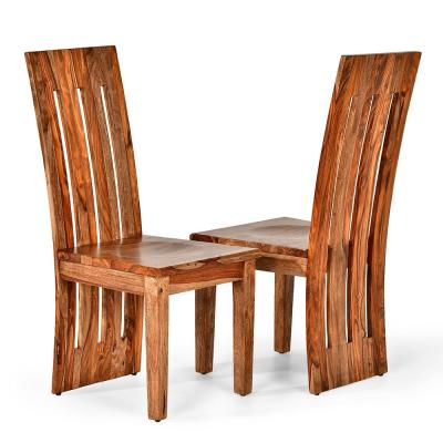 Riverwood Brown Side Chair (Set of 2)