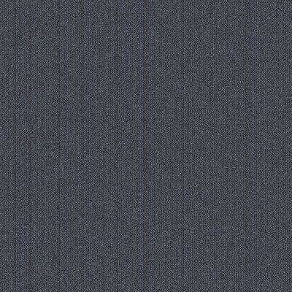 Fixed Attitude Cobalt Patterned 24 in. x 24 in. Carpet Tile (24 Tiles/Case)