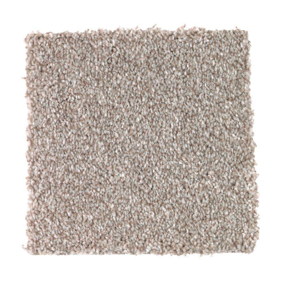 Carpet Sample - Superiority I - Color Gobi Desert Texture 8 in. x 8 in.