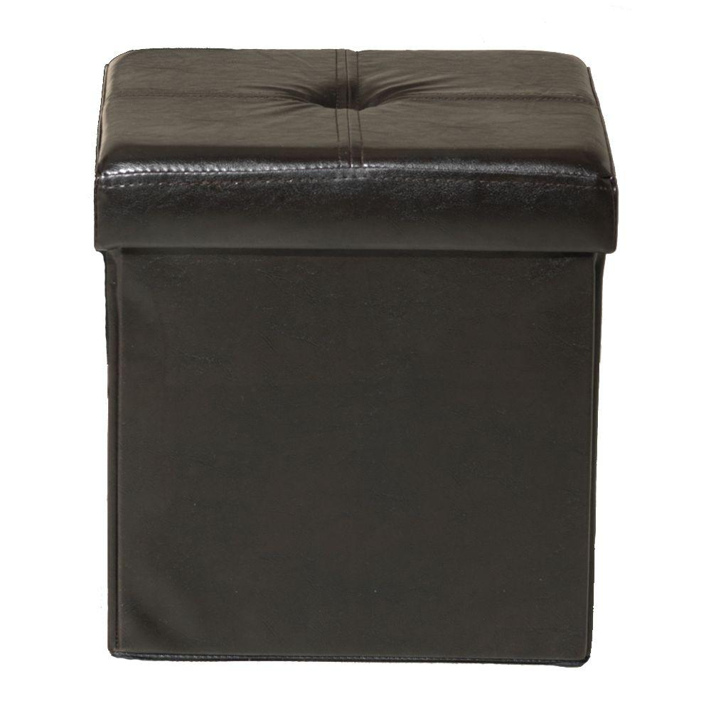 Home Decorators Collection Folding Storage Ottoman