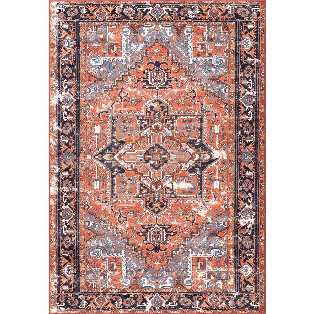 Nuloom Sherita Oriental Persian Rust 6