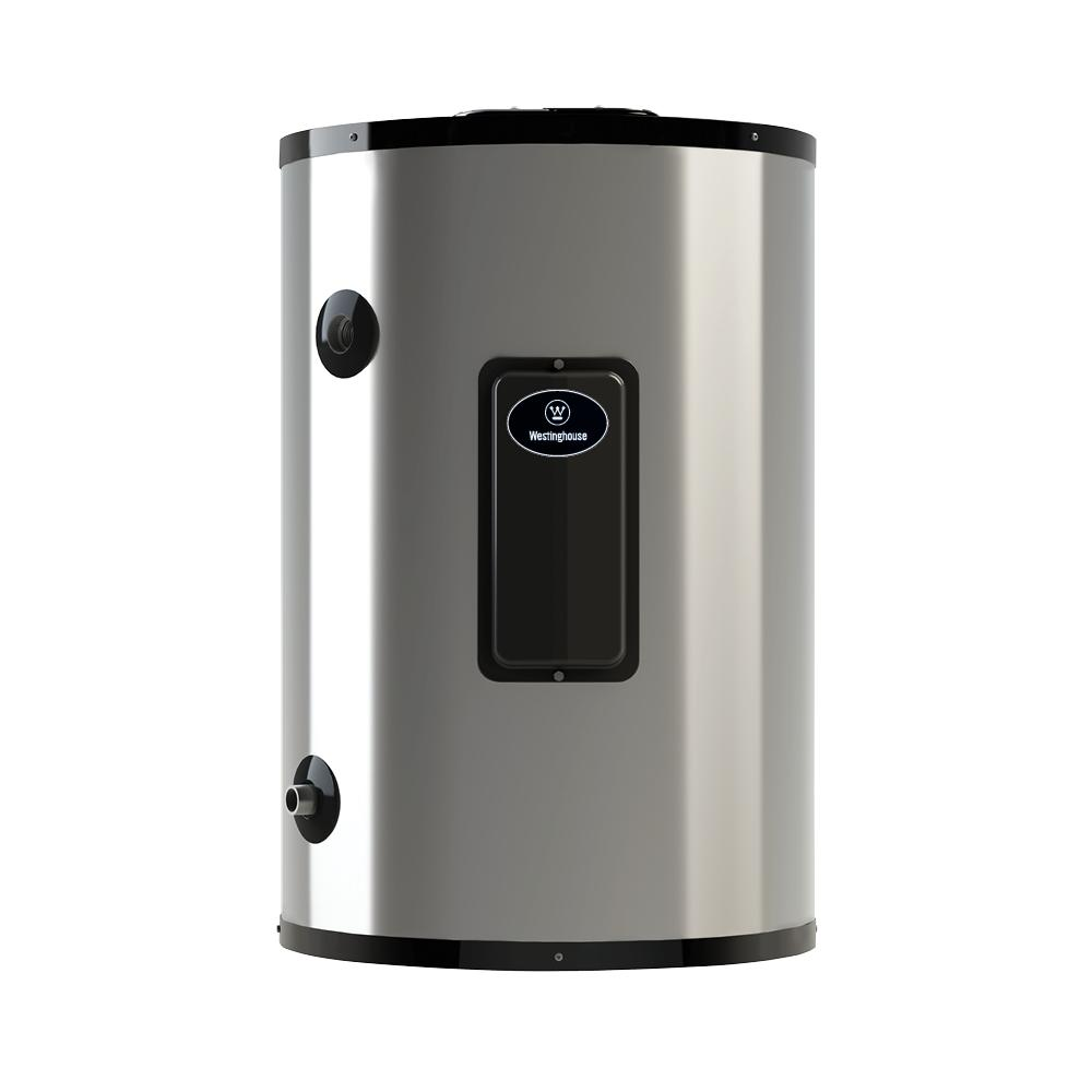 Westinghouse 20 Gal 10 Year 2000 Watt Electric Point Of Use Water Heater With Durable 316 L Stainless Steel Tank Wer020a1x020n10 The Home Depot