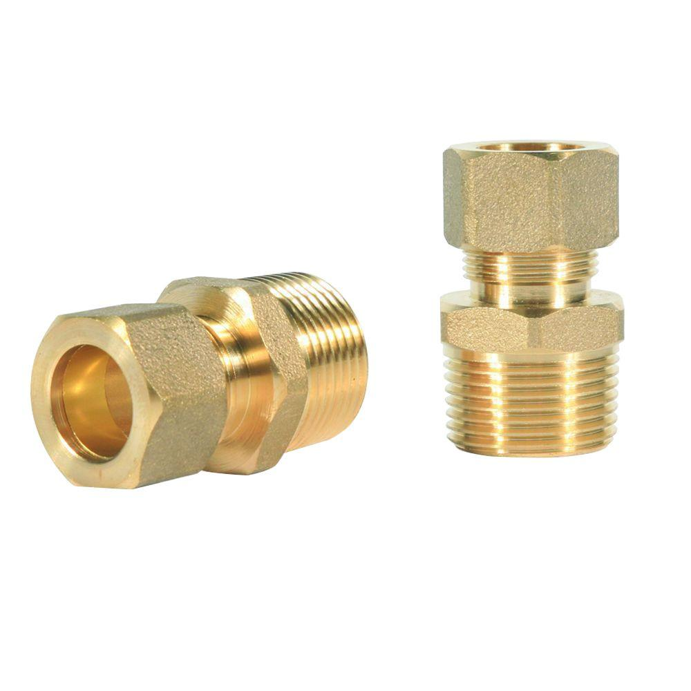 Everbilt in compression fitting the
