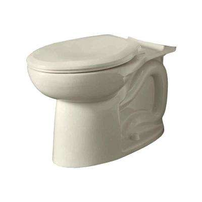 Cadet 3 FloWise Elongated Toilet Bowl Only in Linen