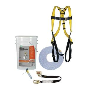 MSA Safety Works Workman 6-Piece Fall Protection Kit by MSA Safety Works