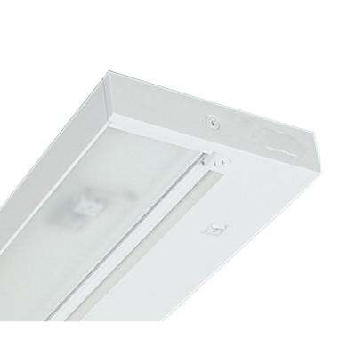 Pro-Series 9 in. White LED Under Cabinet Light with Dimming Capability