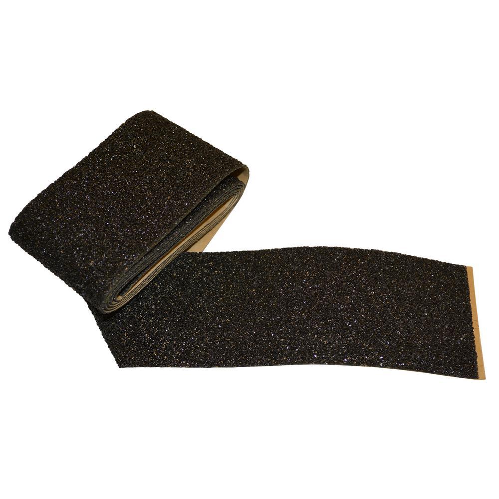 2 in. x 48 in. Anti-Slide Tape in Black