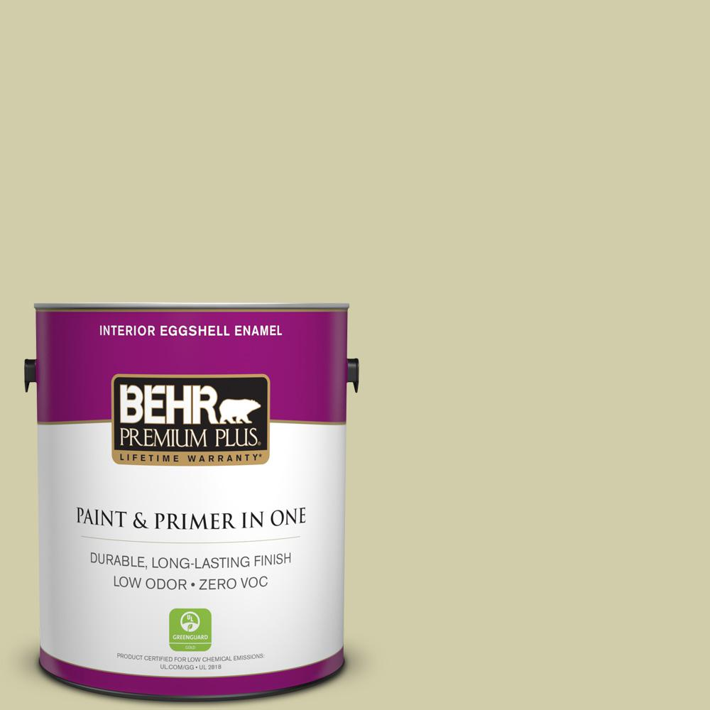 BEHR Premium Plus 1-gal. #S340-3 Hybrid Eggshell Enamel Interior Paint
