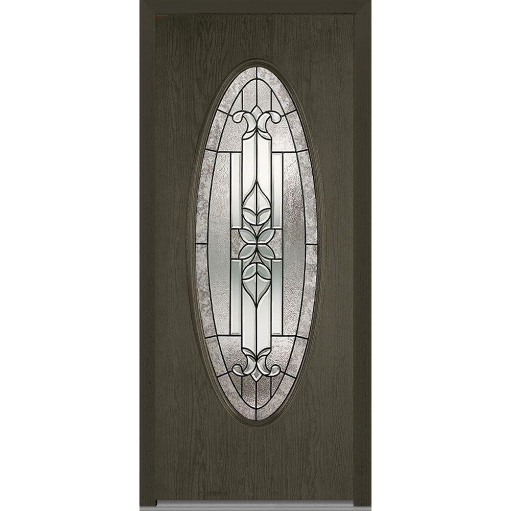 Mmi Door 33 5 In X 81 75 In Cadence Decorative Glass