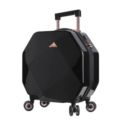 19 in. Octagon Rolling Carry-On