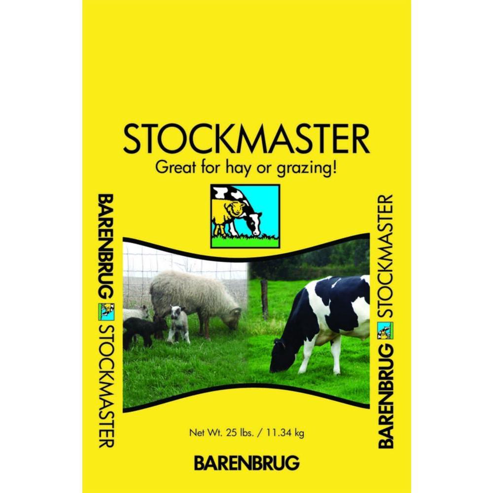 Barenbrug 25 lb. Stock Master Grass Seed Mix