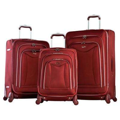 LUXE 3-Piece Expandable EVA Spinner Set
