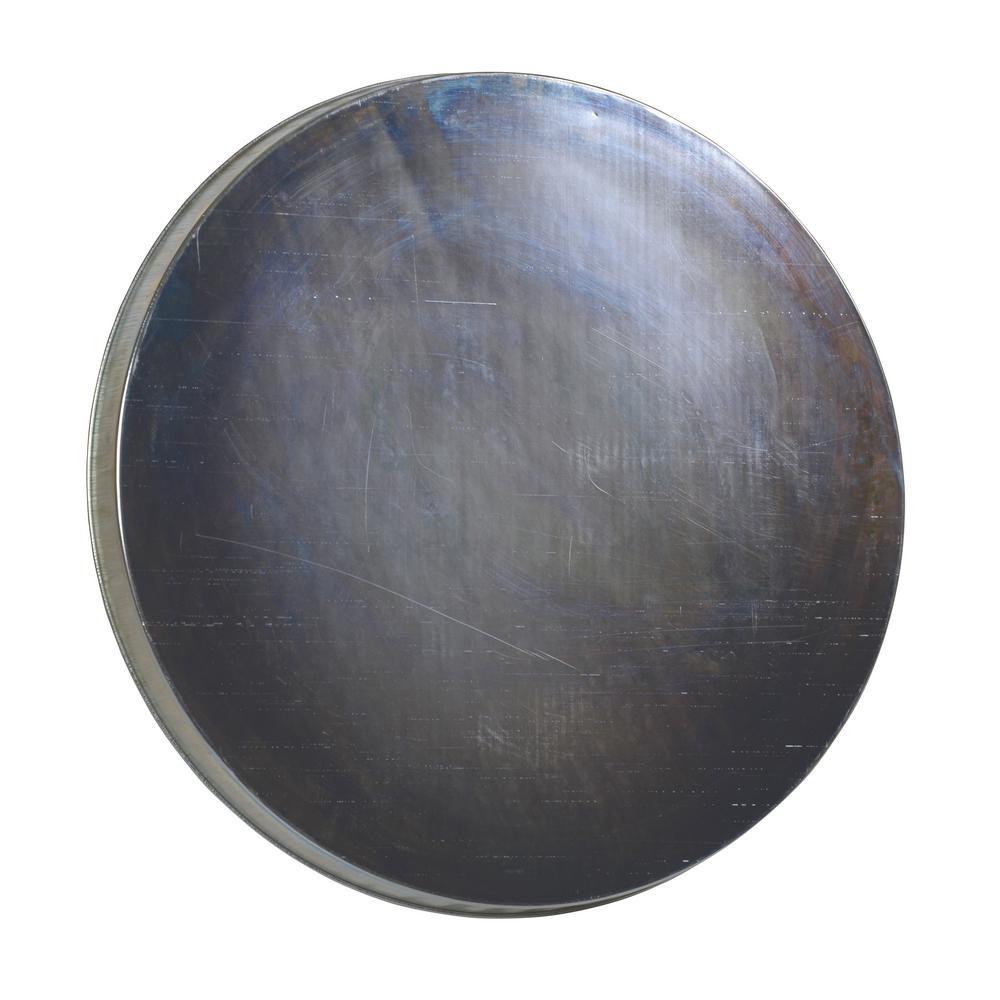 Open Head Galvanized Drum Cover