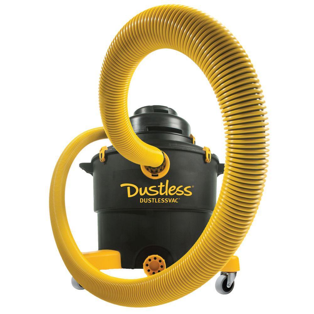 Dustless Technologies DustlessVac 16 Gal. Wet/Dry Vacuum by Dustless Technologies