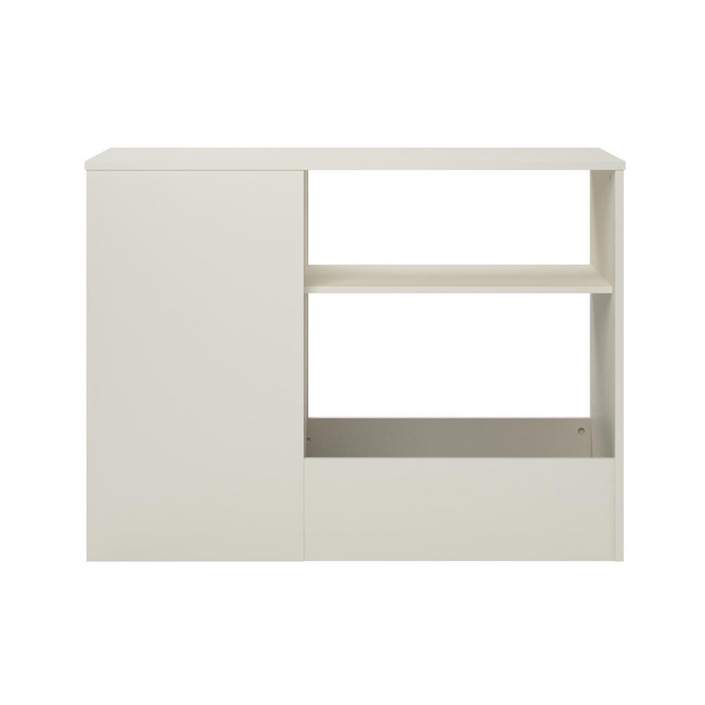 White Toy Box Bookcase Sandhill
