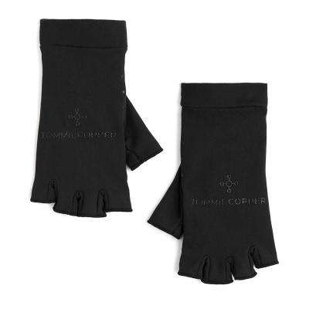 Large Men's Recovery Half Finger Gloves