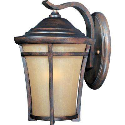 Balboa Vivex Copper Oxide Outdoor Wall Lantern Sconce