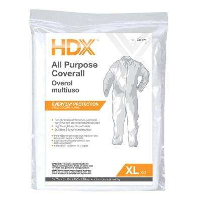 XL All Purpose Painters Coverall