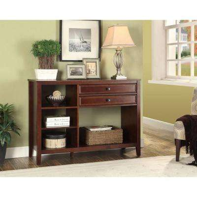 Wander Cherry Storage Entertainment Center