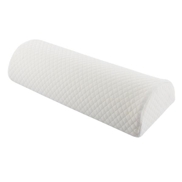 Bolster Half Round Memory Foam Pillow Leg Neck Medical Cushion Support