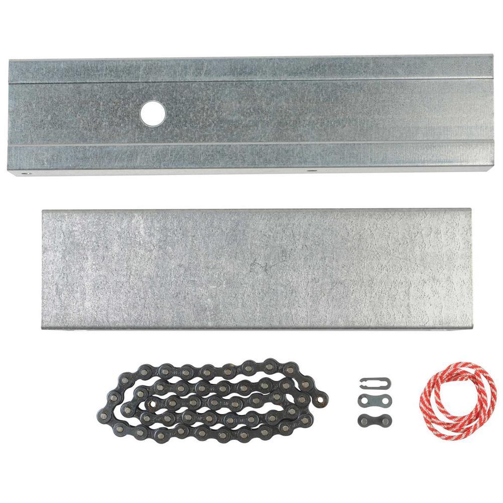ChainMax 1000 Garage Door Opener Extension Kit- EKCC for 8 ft. H Garage Doors