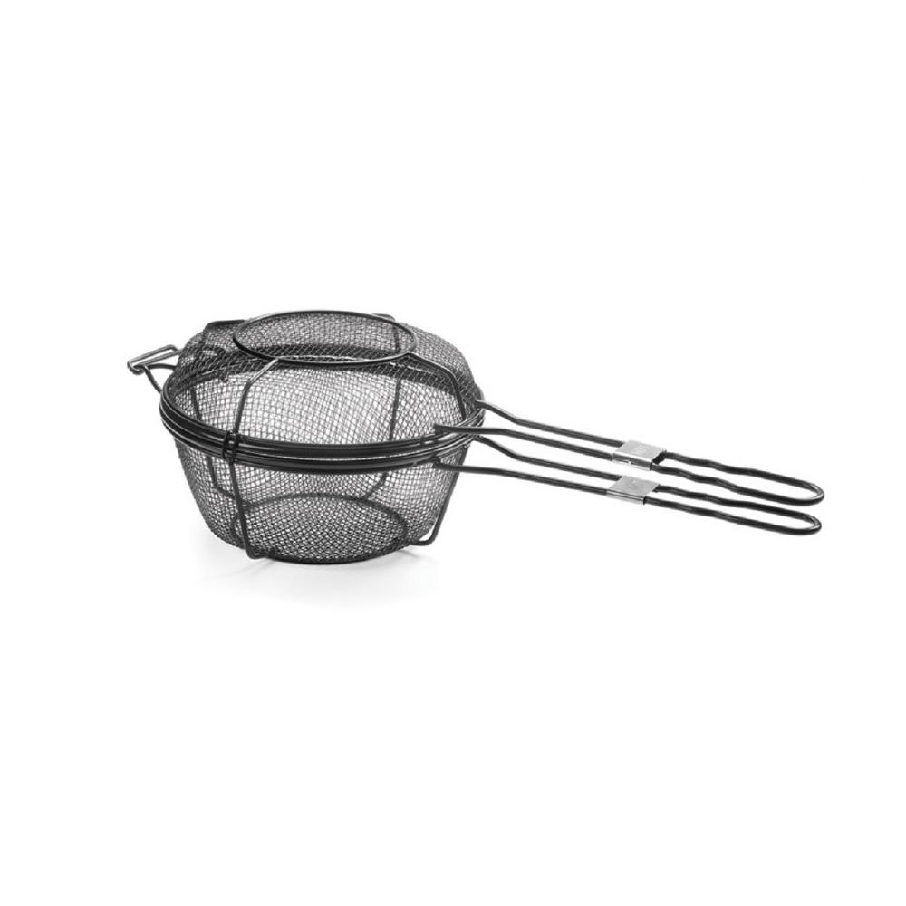 Chef's Outdoor Grill Basket and Skiller