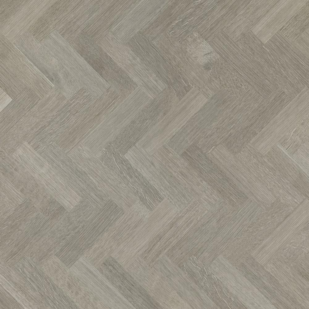 Pattern Laminate Sheet In Silver Oak Herringbone Matte