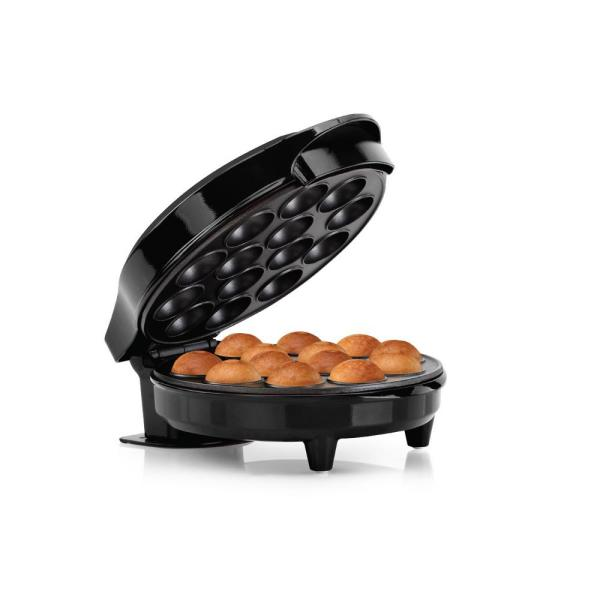 760 W Red Stainless Steel Non-Stick Cakepop Maker
