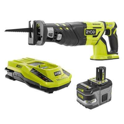 18-Volt ONE+ Brushless Cordless Reciprocating Saw Kit