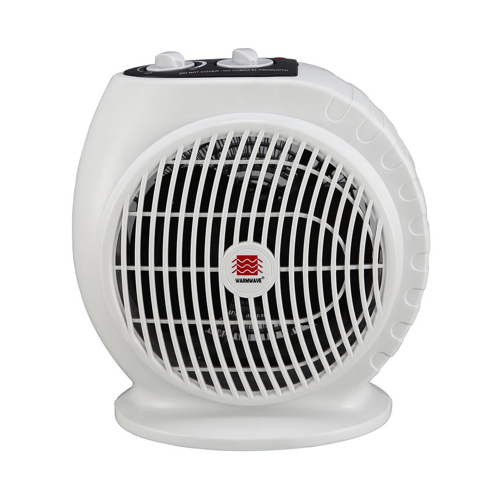 Warmwave 1 500 Watt Electric Fan