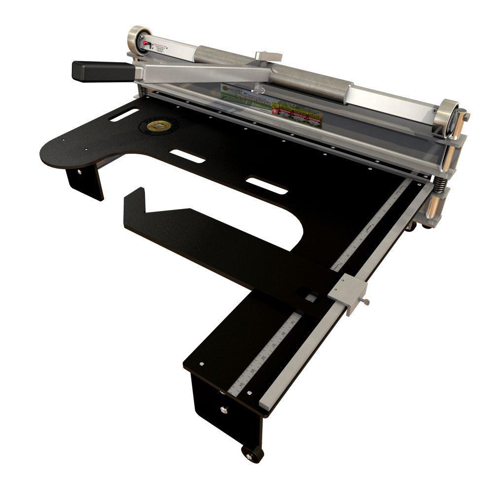 40 in. MAGNUM Soft Flooring Cutter for Vinyl Tile, Carpet Tile and More