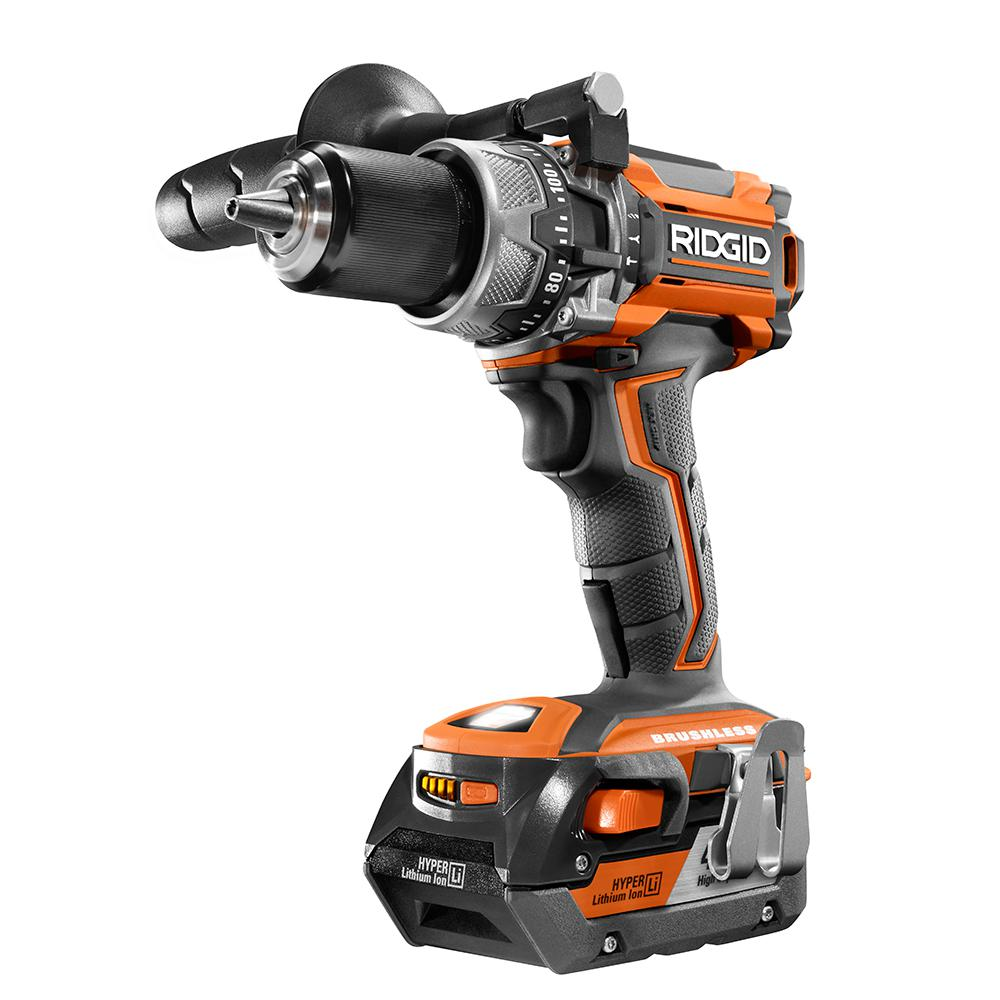 ridgid limited edition home depot