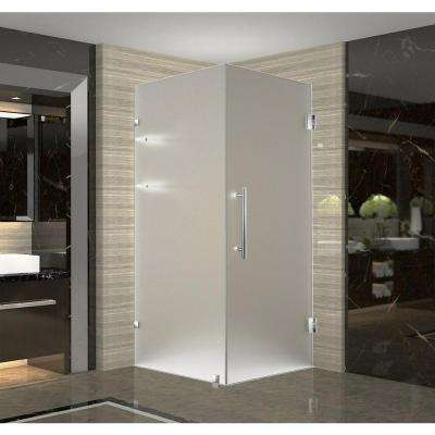 Frosted - Alcove Shower Doors - Shower Doors - The Home Depot