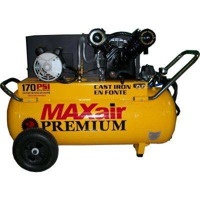 portable electric powered air compressor